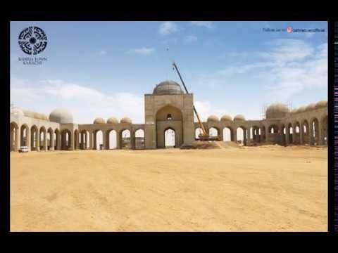 Grand Jamia Masjid Bahria Town Karachi's Architect Interview