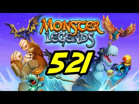 "Monster Legends - 521 - ""Mercenary Island Ends"""