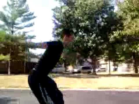 Back flips and Wall flips ( TC- Flip-Out )