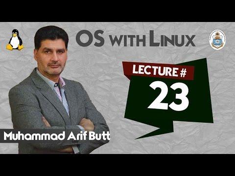 Lec023 Special File Permissions (Arif Butt @ PUCIT)