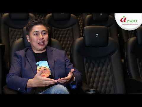 Эксклюзивное интервью Нуртаса Адамбаева для Aport Mall