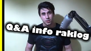 Q&A zapowiedź | Vlog
