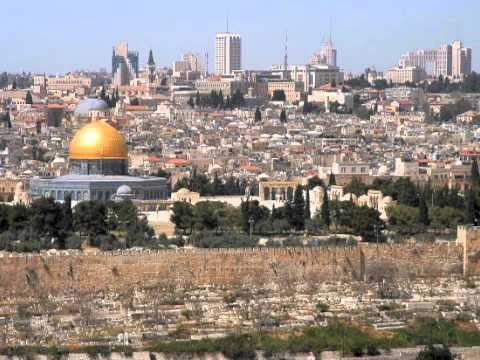 Israel Politics Update, Jerusalem, Zechariah 12 and 14, Oct. 17, 2015