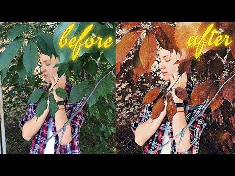 Как изменить цвет объекта на фото / замена цвета на фото