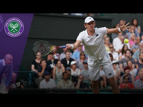 How Kevin Anderson outlasted John Isner | Wimbledon 2018