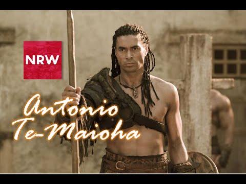 Antonio Te Maioha NRW  @RebelsSpartacon 2015 Spartacus Barca Gladiator