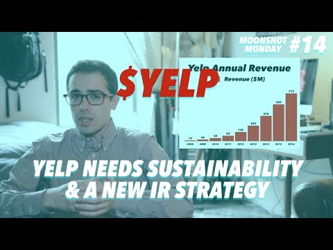Yelp Needs To Add Sustainability Ratings & Scrap Its IR Strategy