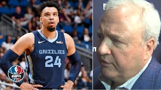 Dillon Brooks was never included in trade, Grizzlies' GM says that 'was clear' | NBA on ESPN