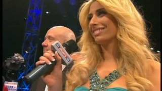 Stacey Solomon Performing 'God Save The Queen' On Sky Sports 1 15/5/10 Thumbnail