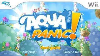 Aqua Panic! | Dolphin Emulator 5.0-8253 [1080p HD] | Nintendo Wii