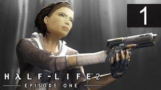 Half Life 2: Episode One - Walkthrough - Part 1 - Rollercoaster Ride | DanQ8000