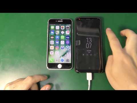 Перенос данных с iphone на Samsung. Разочарование разочарований...