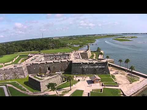 St. Augustine and Ponte Vedra Beach, Florida