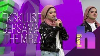 Gambar cover h live! Eksklusif bersama The Mirza
