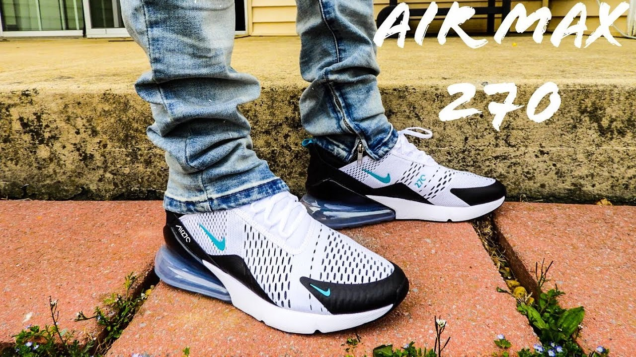 more photos fd193 8d1d2 Air Max 270 Dusty Cactus On Feet Review!!! - YouTube