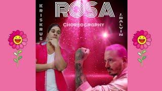 ROSA - J BALVIN | COLORES |ZUMBA |COREOGRAFIA |DANCE |choreography |FITNESS