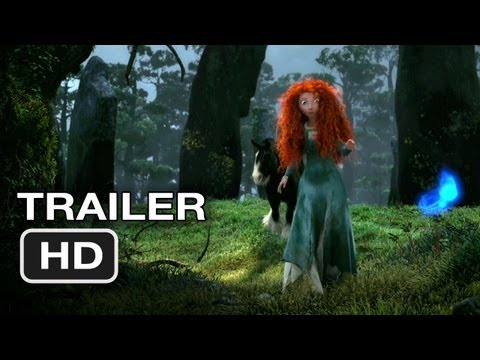 Brave Official Trailer #3 (2012) Pixar Movie HD