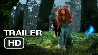 Brave Official Trailer #3 (2012) Pixar Movie HD