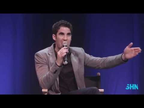 Darren Criss' approach to Hedwig: Hedwig and the Angry Inch In Conversation
