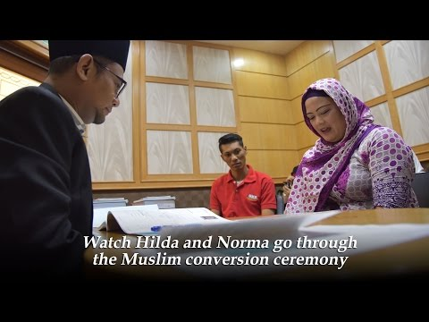 Many People Turning To ISLAM In Singapore