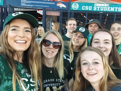Colorado State University // Exchange 2016