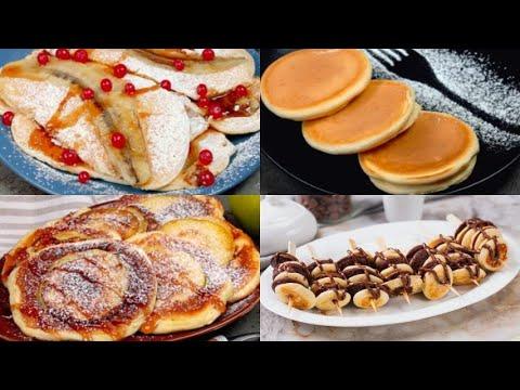 4 Tasty ideas to make an original breakfast