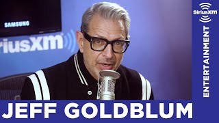 Jeff Goldblum On the Age Gap With His Wife
