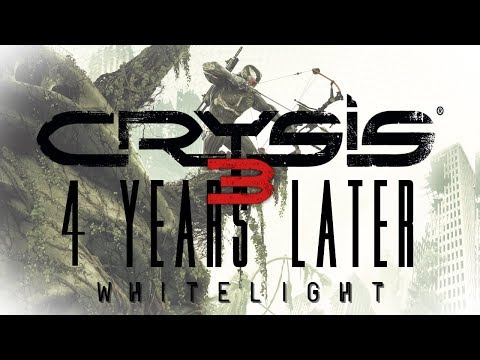 Crysis 3:  4 Years Later