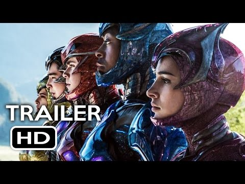 Thumbnail: Power Rangers Official Trailer #1 (2017) Bryan Cranston, Elizabeth Banks Action Fantasy Movie HD