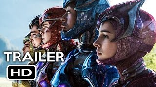 Power Rangers Official Trailer #1 (2017) Bryan Cranston, Elizabeth Banks Action Fantasy Movie HD thumbnail