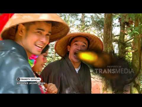 BROWNIS JALAN JALAN - Parah.. Ngedoain Boiyen Pake Kapas Di Hidung  (6/10/19) Part1