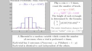 What is a Binomial? (random variable)