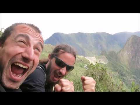 Knorkator A @ Machu Picchu