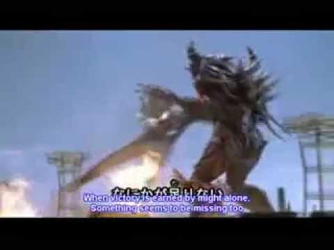 Ultraman Cosmos Opening Theme (English Lyrics)