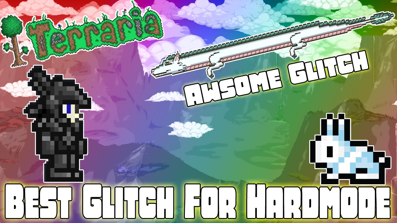 Terraria glitch and tip for hardmode xbox pc ps3 pe hd