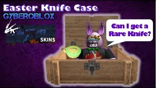 Counter Blox Eröffnung Ostern Messer Fall Log #25 | Roblox