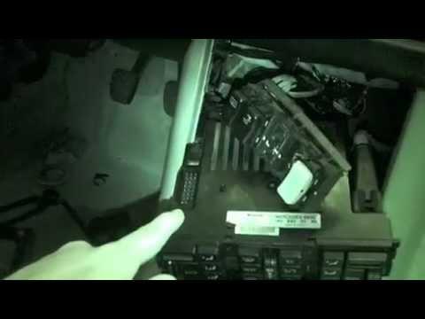 Cambio Evaporador W140 Parte 1 Youtube