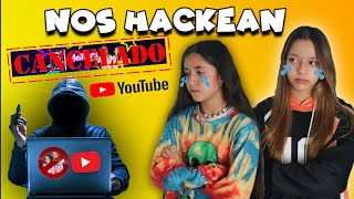 THE CHANNEL HACKS US | WE HAVE A FATAL TIME | THEY STEAL EVERYTHING FROM US😭 * Mellizas Channel