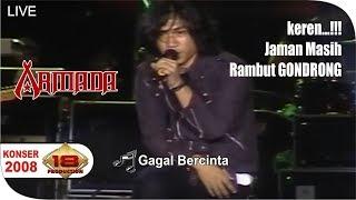 Live Konser ~ ARMADA - Gagal Bercinta @Tangerang, 10 Apri 2008