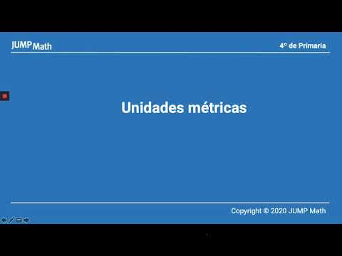 4. Unidad 6. Unidades métricas