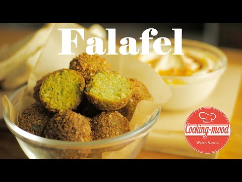 איך להכין פלאפל - מתכון מסורתי | How To Make Falafel - Traditional Recipe