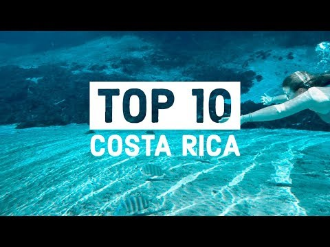 Top 10 Things To Do in Costa Rica – Travel Guide Puerto Viejo