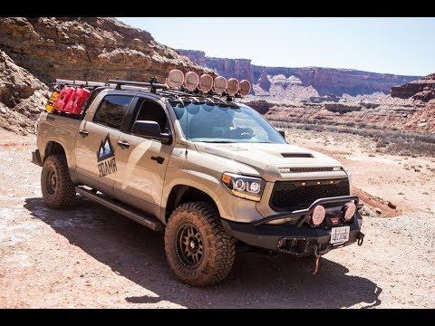 FOR SALE: 550 HP Supercharged 2017 Limited 4x4 Tundra - Info