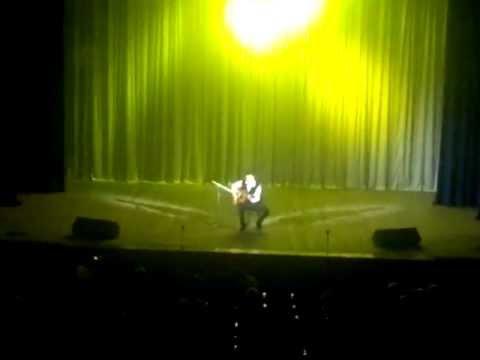 Hatem Ben Hassine (Tunisian) - CORCOVADO (Odessa Ukraine,24/04/2012)