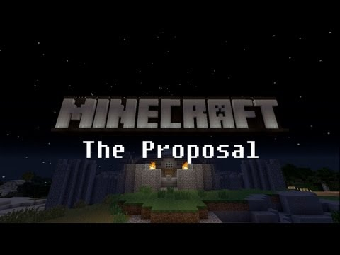Minecraft: The Marriage Proposal