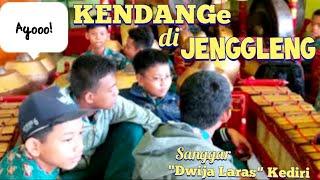 Caping Gunung Jenggleng (kendang by Galang/9C, vokal: Bu Sur), Sanggar Dwija Laras SMPN 6 Kediri