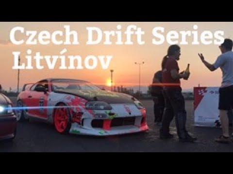 CDS RD2 Gymkhana RD1 Street Litvínov 2018 / Drifting competition Vol.5