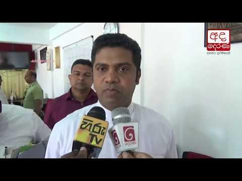 Govt. planning to sell medical degree without quality education –Nalinda Jayatissa