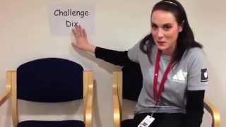 THE CINNAMON CHALLENGE! (русские субтитры) vk.com/rosenrosie (RoseEllenDix, Rose and Rosie)