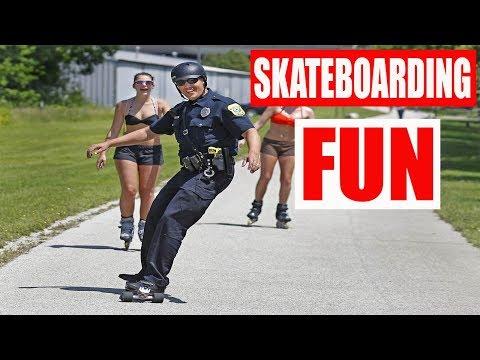 BEST FUN OF SKATEBOARDING 2017 ep.4